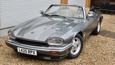 1993 Jaguar XJS 4.0 Convertible