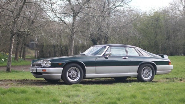 1986 Jaguar XJ-S HE TWR For Sale (picture 4 of 197)