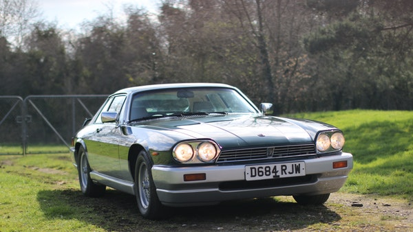 1986 Jaguar XJ-S HE TWR For Sale (picture 9 of 197)