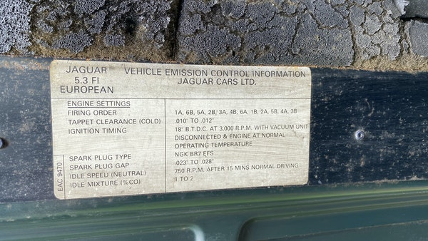 1986 Jaguar XJ-S HE TWR For Sale (picture 162 of 197)