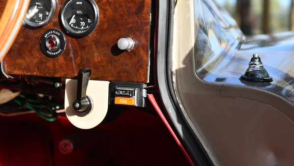 RESERVE LOWERED - 1952 Jaguar XK120 For Sale (picture 41 of 157)