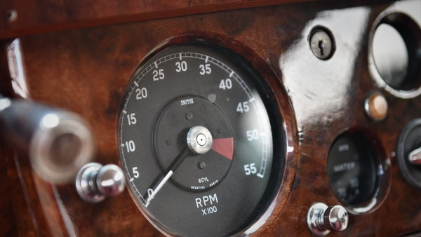 RESERVE LOWERED - 1952 Jaguar XK120 For Sale (picture 39 of 157)