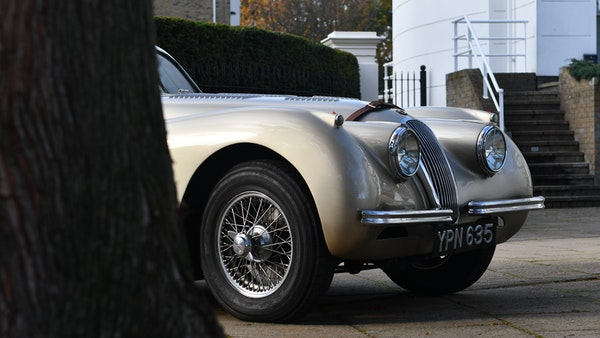 RESERVE LOWERED - 1952 Jaguar XK120 For Sale (picture 55 of 157)