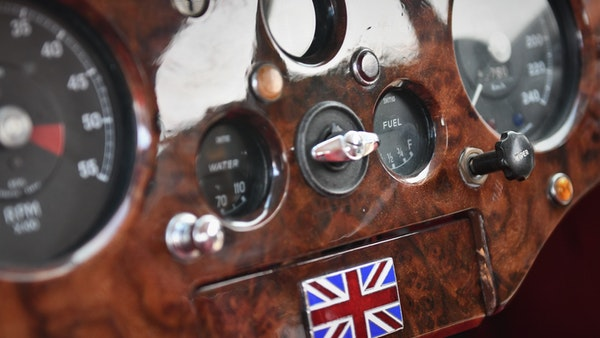 RESERVE LOWERED - 1952 Jaguar XK120 For Sale (picture 36 of 157)
