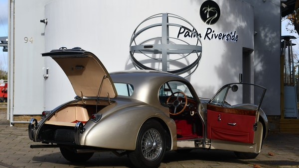 RESERVE LOWERED - 1952 Jaguar XK120 For Sale (picture 12 of 157)