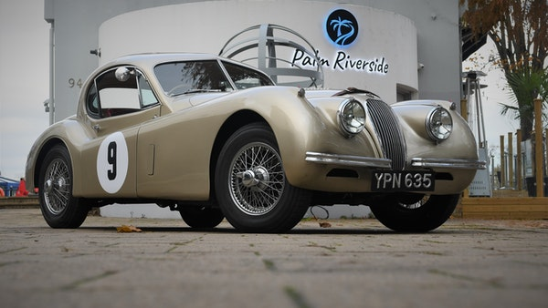 RESERVE LOWERED - 1952 Jaguar XK120 For Sale (picture 1 of 157)