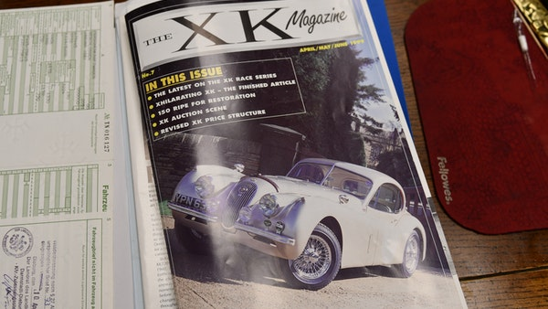 RESERVE LOWERED - 1952 Jaguar XK120 For Sale (picture 128 of 157)