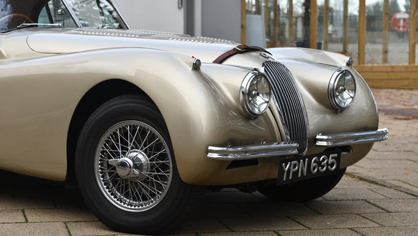RESERVE LOWERED - 1952 Jaguar XK120 For Sale (picture 77 of 157)