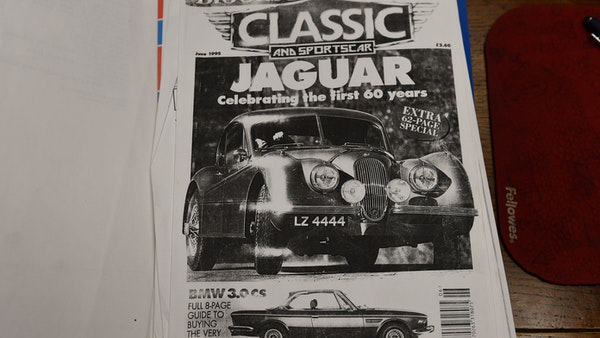 RESERVE LOWERED - 1952 Jaguar XK120 For Sale (picture 122 of 157)