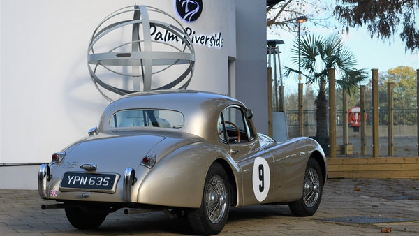 RESERVE LOWERED - 1952 Jaguar XK120 For Sale (picture 10 of 157)