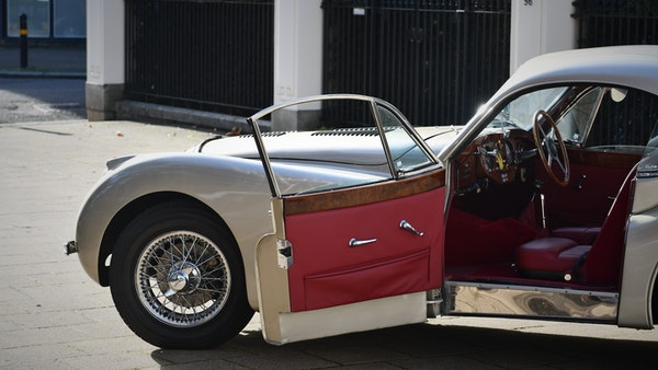 RESERVE LOWERED - 1952 Jaguar XK120 For Sale (picture 80 of 157)