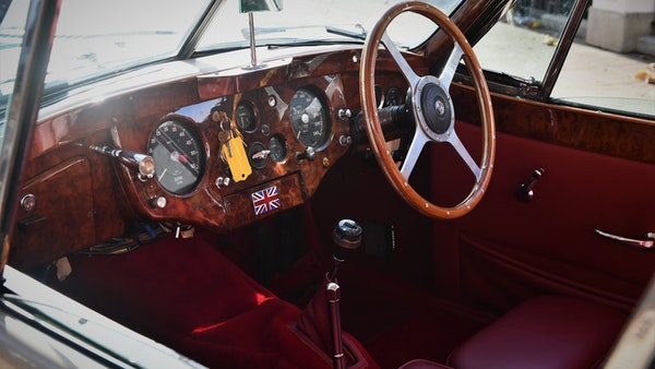 RESERVE LOWERED - 1952 Jaguar XK120 For Sale (picture 34 of 157)