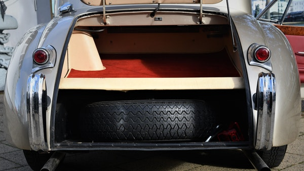 RESERVE LOWERED - 1952 Jaguar XK120 For Sale (picture 82 of 157)