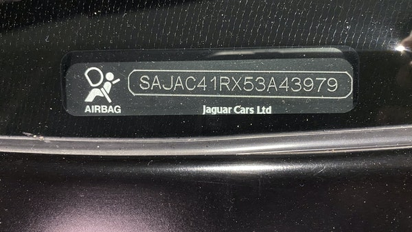 2005 Jaguar XKR Supercharged For Sale (picture 180 of 215)