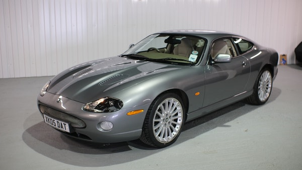2005 Jaguar XKR Supercharged For Sale (picture 8 of 215)