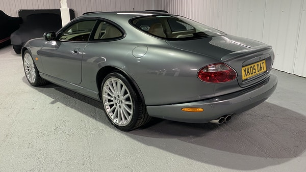2005 Jaguar XKR Supercharged For Sale (picture 5 of 215)