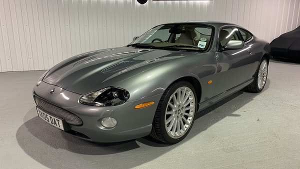 2005 Jaguar XKR Supercharged For Sale (picture 7 of 215)