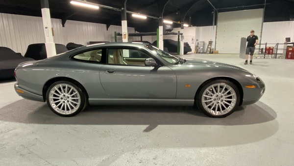 2005 Jaguar XKR Supercharged For Sale (picture 10 of 215)
