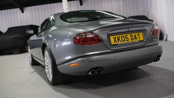 2005 Jaguar XKR Supercharged For Sale (picture 17 of 215)