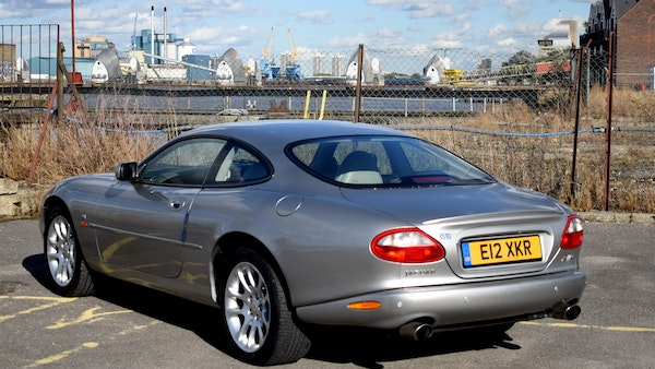 1998 Jaguar XKR For Sale (picture 17 of 156)