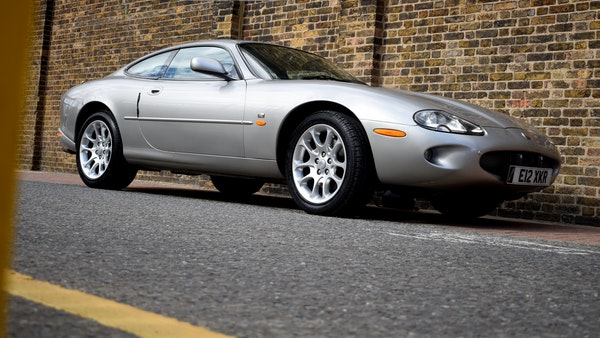 1998 Jaguar XKR For Sale (picture 7 of 156)