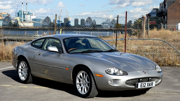 1998 Jaguar XKR For Sale (picture 1 of 156)
