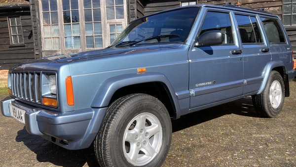 1999 Jeep Cherokee XJ 4.0 Orvis Edition For Sale (picture 3 of 92)