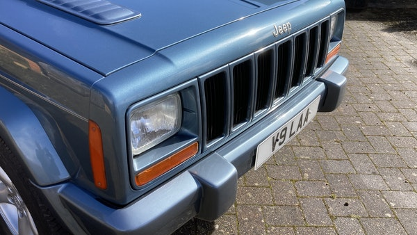 1999 Jeep Cherokee XJ 4.0 Orvis Edition For Sale (picture 62 of 92)