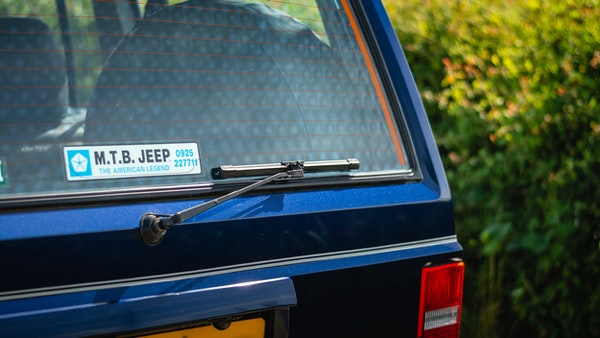 1995 JEEP CHEROKEE 4.0 LIMITED For Sale (picture 123 of 189)