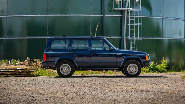 1995 JEEP CHEROKEE 4.0 LIMITED For Sale (picture 19 of 189)
