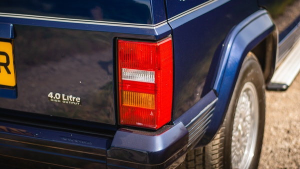 1995 JEEP CHEROKEE 4.0 LIMITED For Sale (picture 112 of 189)
