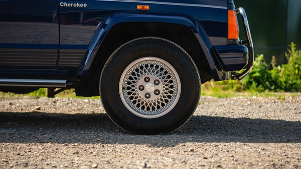 1995 JEEP CHEROKEE 4.0 LIMITED For Sale (picture 23 of 189)