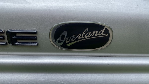2003 Jeep Grand Cherokee Overland 4.7 V8 For Sale (picture 57 of 95)