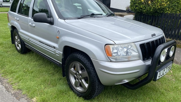 2003 Jeep Grand Cherokee Overland 4.7 V8 For Sale (picture 1 of 95)
