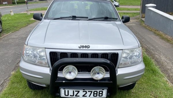 2003 Jeep Grand Cherokee Overland 4.7 V8 For Sale (picture 4 of 95)
