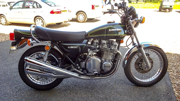 1976 Kawasaki KZ900 For Sale (picture 5 of 54)