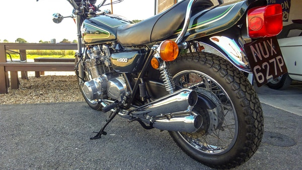 1976 Kawasaki KZ900 For Sale (picture 8 of 54)