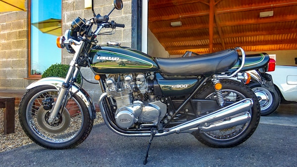 1976 Kawasaki KZ900 For Sale (picture 3 of 54)