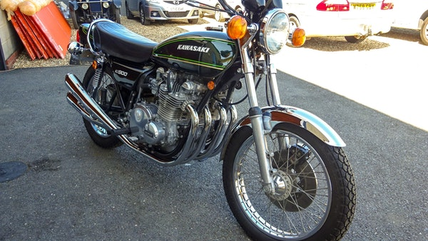1976 Kawasaki KZ900 For Sale (picture 10 of 54)