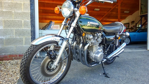 1976 Kawasaki KZ900 For Sale (picture 1 of 54)