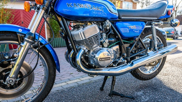 1972 Kawasaki H2 750 For Sale (picture 54 of 129)