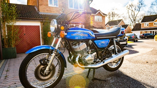 1972 Kawasaki H2 750 For Sale (picture 7 of 129)