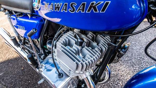 1972 Kawasaki H2 750 For Sale (picture 51 of 129)