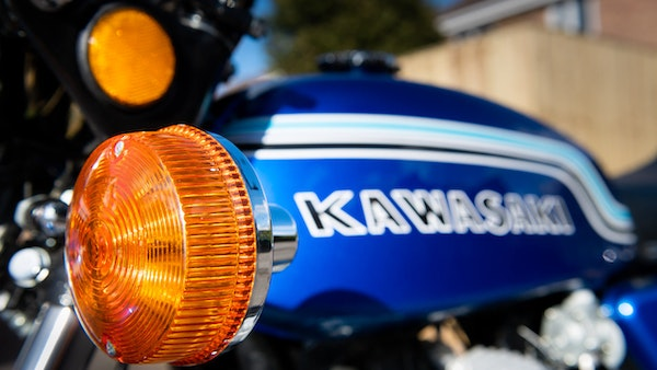 1972 Kawasaki H2 750 For Sale (picture 72 of 129)