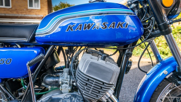 1972 Kawasaki H2 750 For Sale (picture 10 of 129)