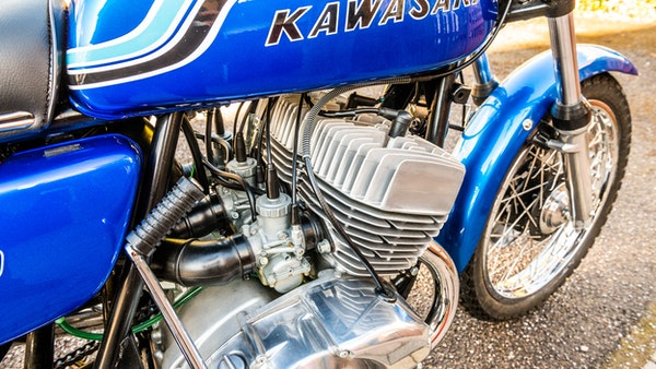 1972 Kawasaki H2 750 For Sale (picture 47 of 129)