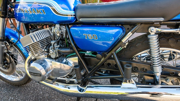 1972 Kawasaki H2 750 For Sale (picture 58 of 129)