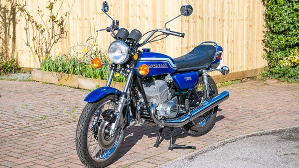 1972 Kawasaki H2 750 For Sale (picture 1 of 129)