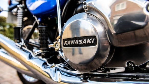 1972 Kawasaki H2 750 For Sale (picture 87 of 129)