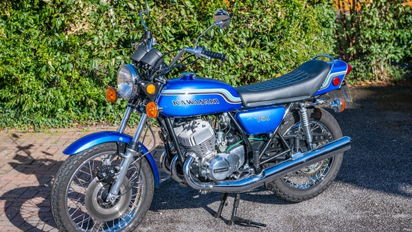 1972 Kawasaki H2 750 For Sale (picture 16 of 129)
